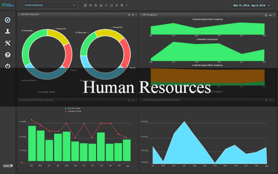 HR Dashboard thumb